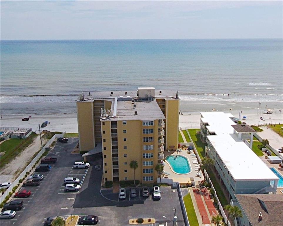 3501 S ATLANTIC AVENUE #2010 Property Photo - NEW SMYRNA BEACH, FL real estate listing