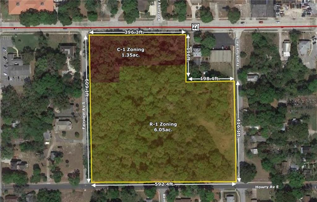 00 E NEW YORK AVE Property Photo - DELAND, FL real estate listing