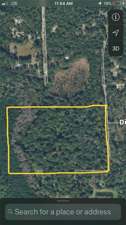 BROWNS HAMMOCK ROAD Property Photo - CRESCENT CITY, FL real estate listing