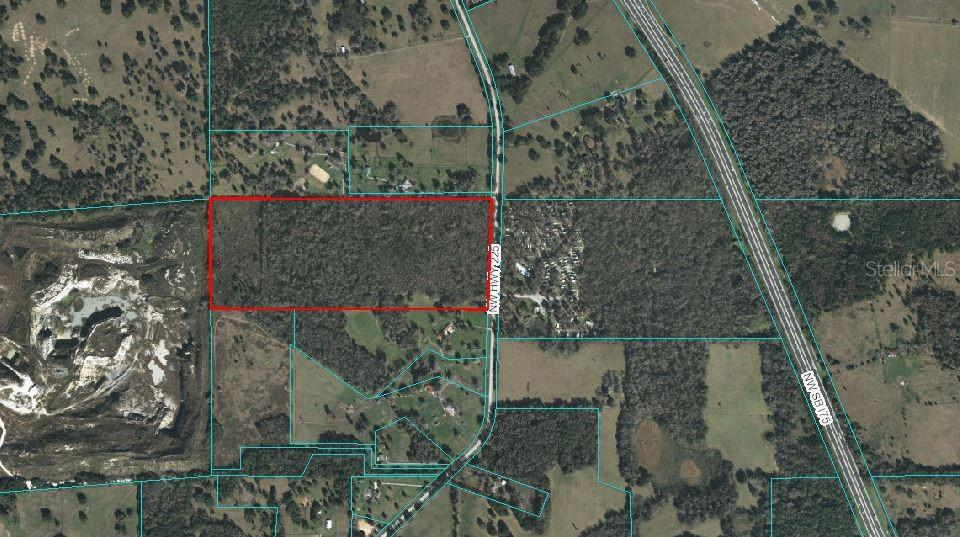 NW HWY 225 Property Photo - REDDICK, FL real estate listing