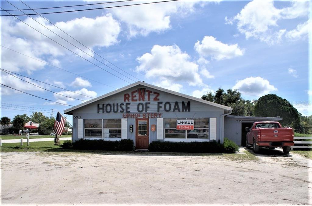 576 E INTL SPEEDWAY BOULEVARD Property Photo - DELAND, FL real estate listing