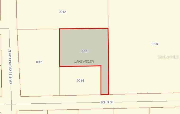 JOHN ST Property Photo - LAKE HELEN, FL real estate listing