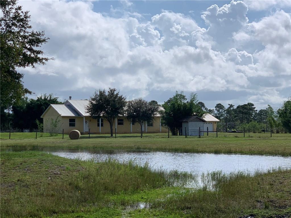 615 DEER POND RD Property Photo - OSTEEN, FL real estate listing