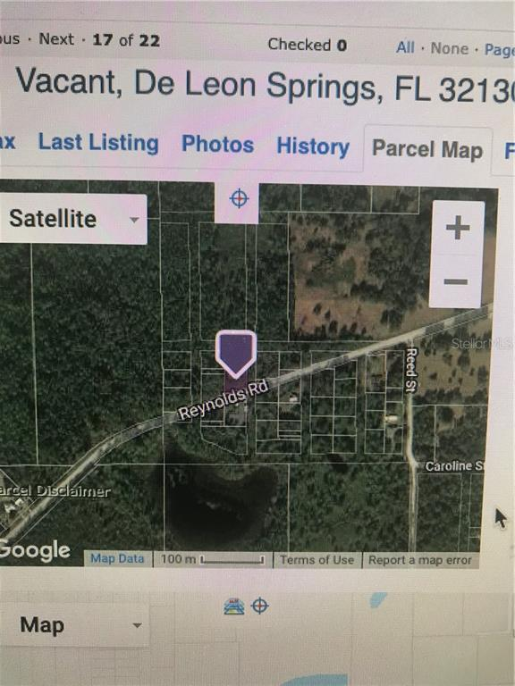 NO NAME PARCEL 05163011380050 Property Photo