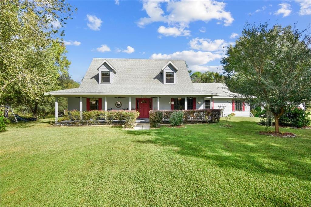 2840 RANCH RD Property Photo - LAKE HELEN, FL real estate listing