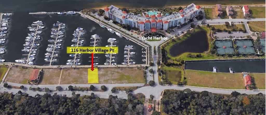 116 HARBOR VILLAGE PT S Property Photo - PALM COAST, FL real estate listing