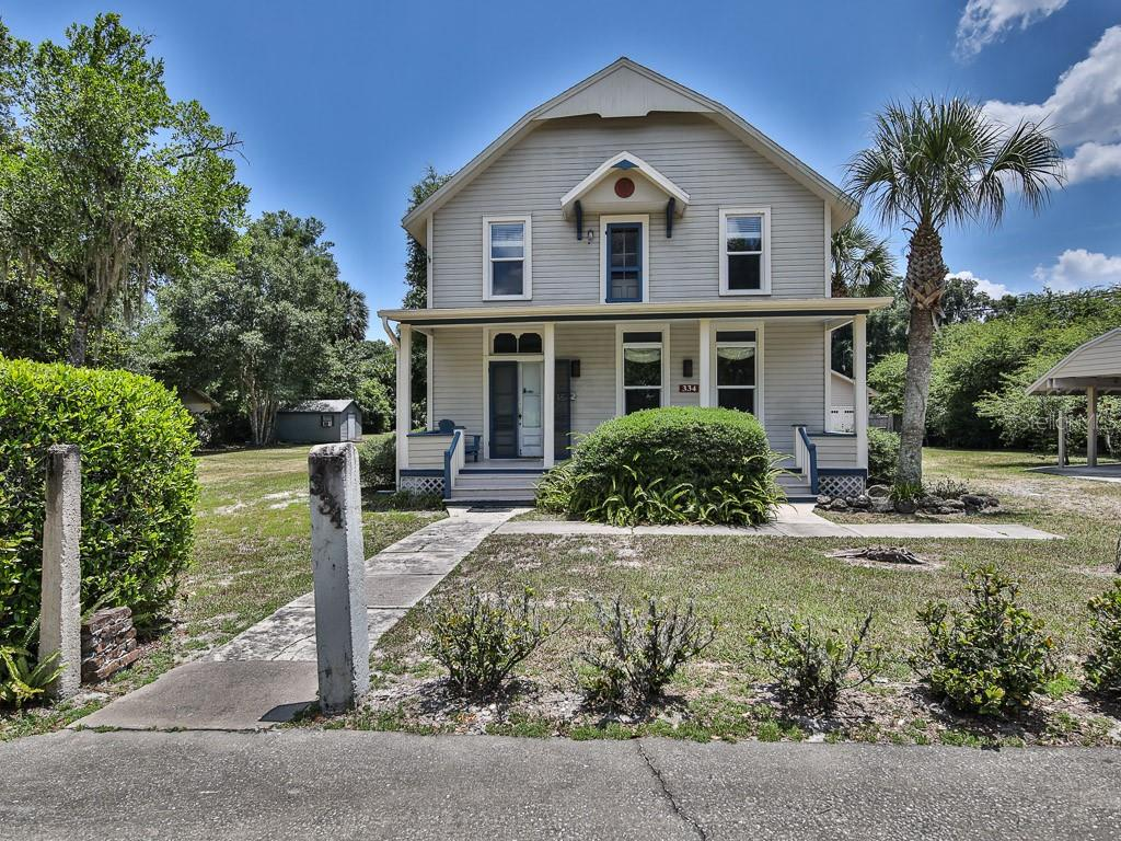 334 E GRAVES AVE Property Photo - ORANGE CITY, FL real estate listing