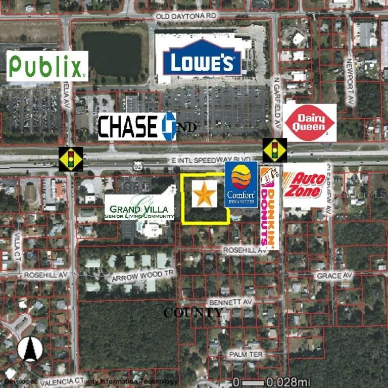 E INTL SPEEDWAY BLVD Property Photo - DELAND, FL real estate listing