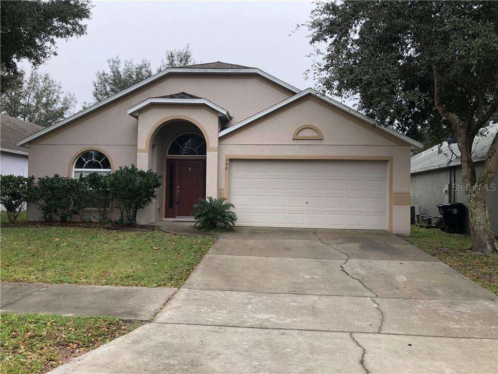 590 GILMORE STAGE RD Property Photo - ORANGE CITY, FL real estate listing