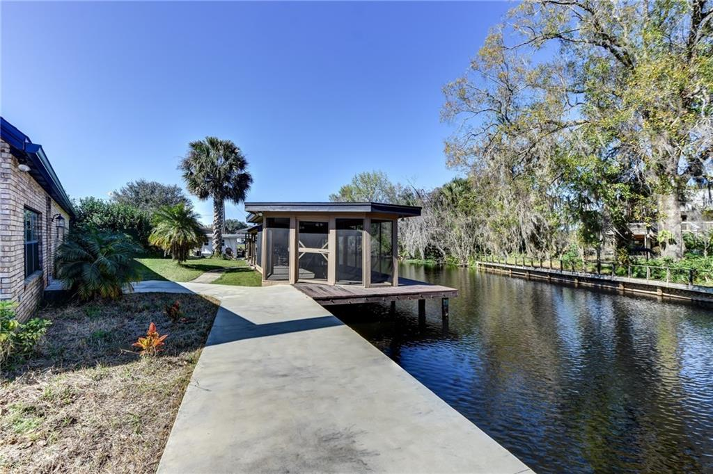 1884 RIVEREDGE DRIVE Property Photo - ASTOR, FL real estate listing