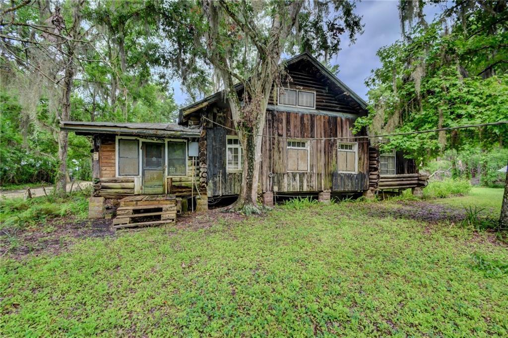1420 LAKE DISSTON DRIVE Property Photo - BUNNELL, FL real estate listing