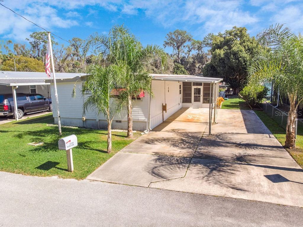 1609 BASS AVENUE Property Photo - SEVILLE, FL real estate listing