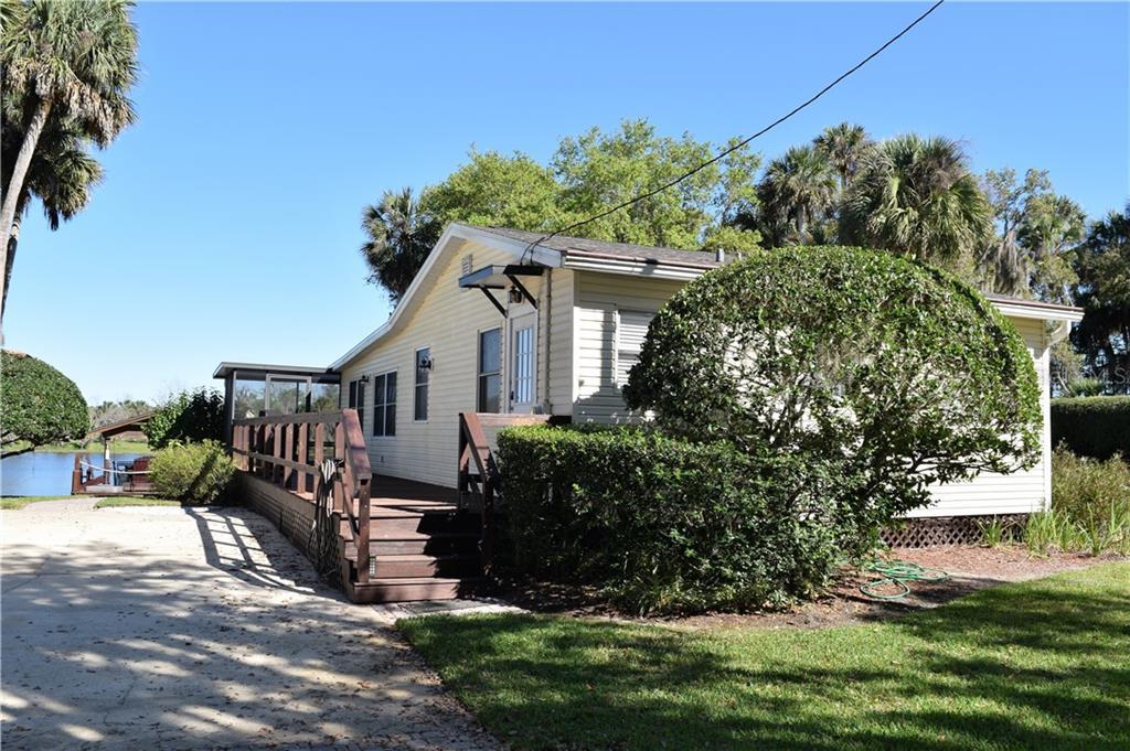 1087 LEMON BLUFF ROAD Property Photo - OSTEEN, FL real estate listing
