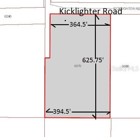 1832 E Kicklighter Road Property Photo