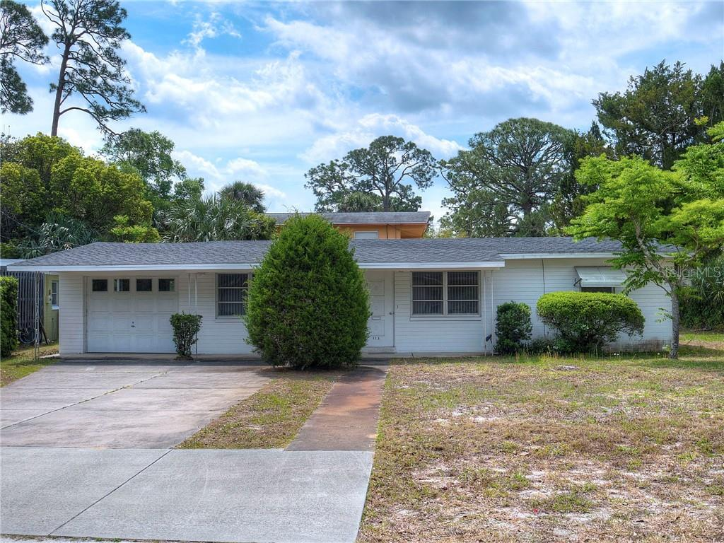 112 FRANCIS DRIVE Property Photo - EDGEWATER, FL real estate listing
