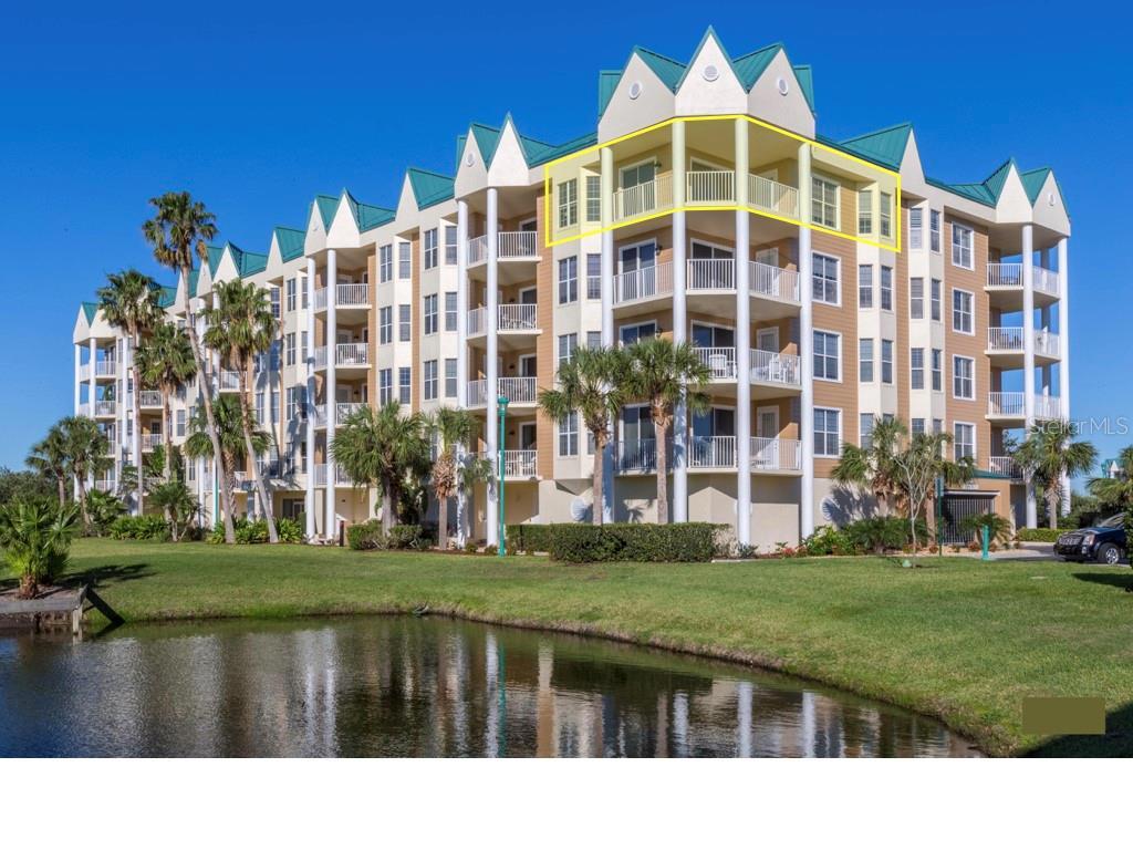 4620 RIVERWALK VILLAGE COURT #7508 Property Photo - PONCE INLET, FL real estate listing