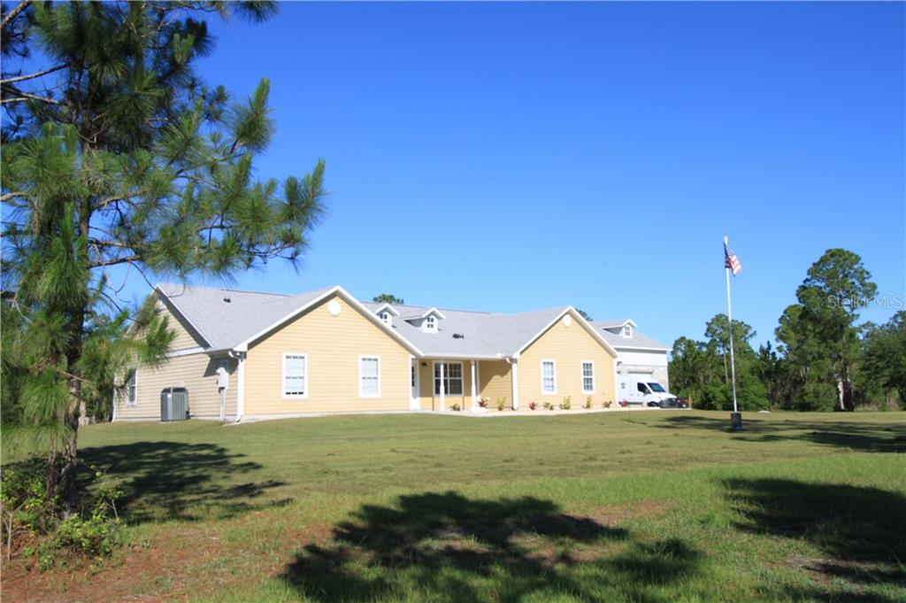 10110 BLACKBERRY ROAD Property Photo - MIMS, FL real estate listing