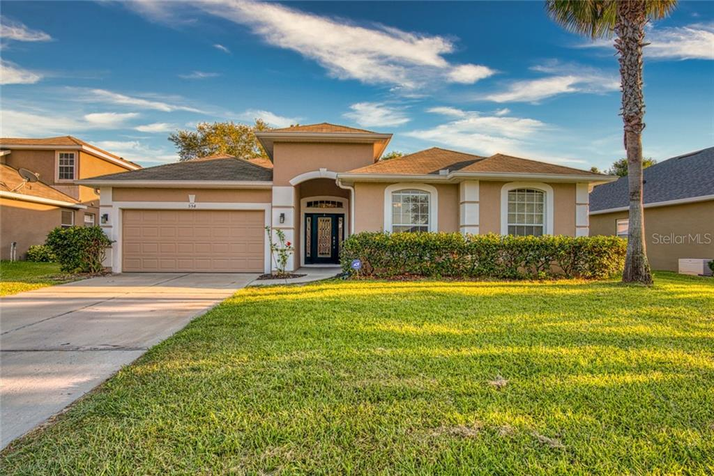 554 WOODFORD DRIVE Property Photo - DEBARY, FL real estate listing