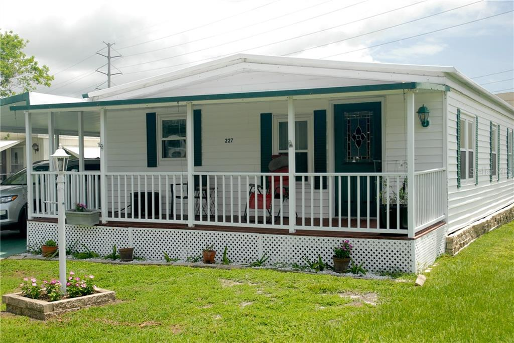 227 MEADOW LARK DR Property Photo - OSTEEN, FL real estate listing