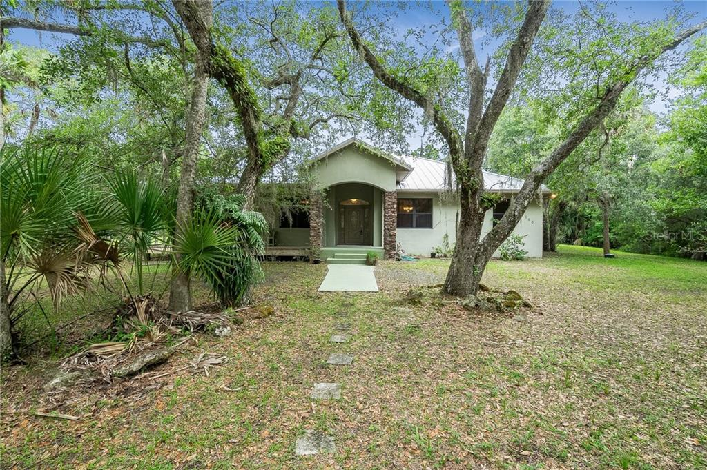 1060 LAKE HARNEY WOODS BOULEVARD Property Photo - MIMS, FL real estate listing