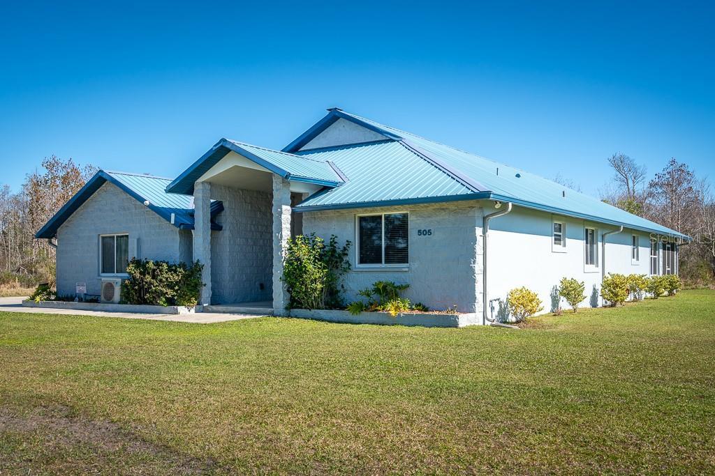 505 SHEDD LANE Property Photo - ORMOND BEACH, FL real estate listing