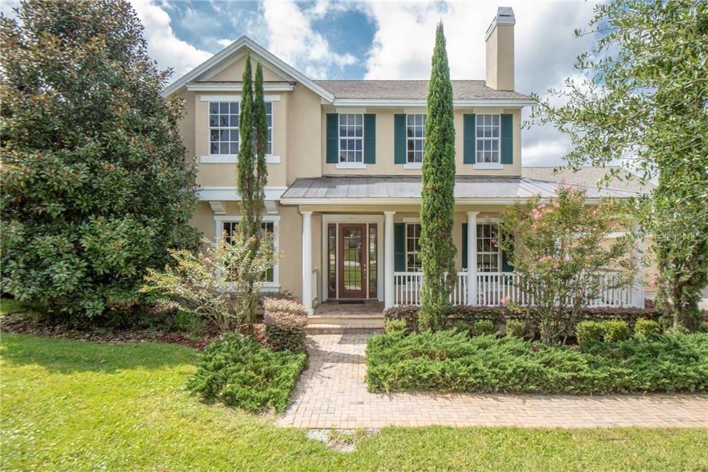 200 GLEN ABBEY LANE Property Photo - DEBARY, FL real estate listing