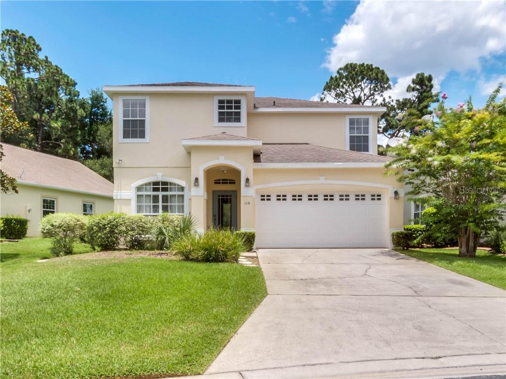 119 SPRING GLEN DRIVE Property Photo - DEBARY, FL real estate listing