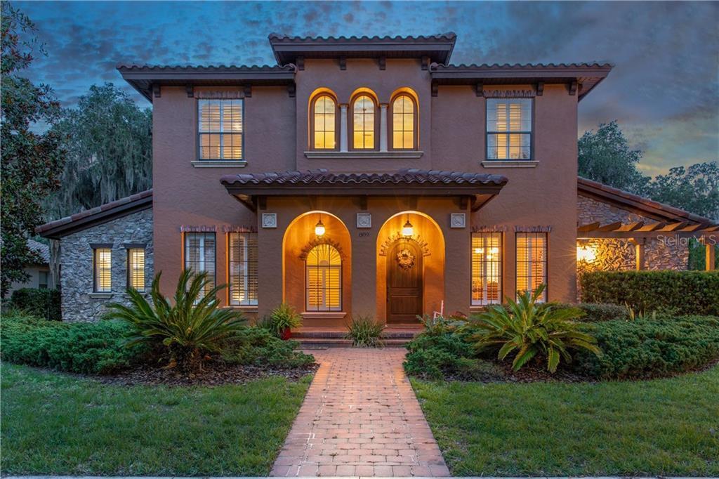 809 RIVIERA BELLA DRIVE Property Photo - DEBARY, FL real estate listing