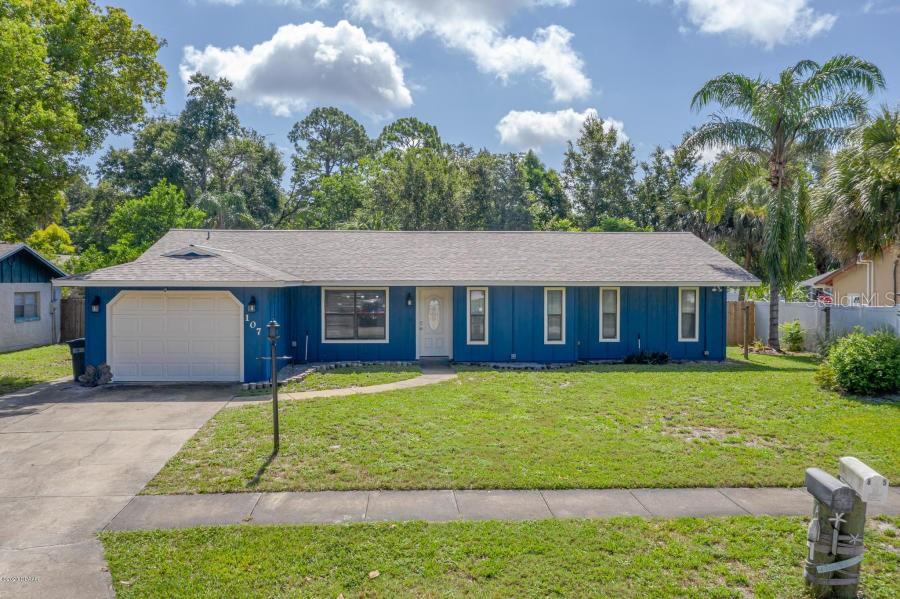 107 TUMBLER DR Property Photo - PORT ORANGE, FL real estate listing