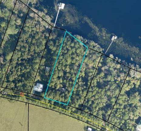 365 LAKE SHORE DR Property Photo - PIERSON, FL real estate listing