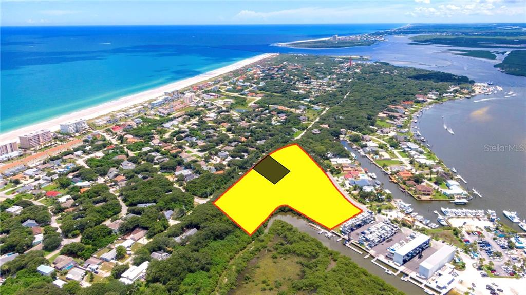 0 INLET HARBOR ROAD Property Photo - PONCE INLET, FL real estate listing