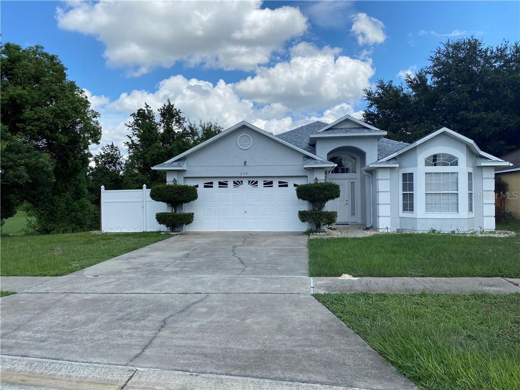 259 PINE SPRINGS DRIVE Property Photo - DEBARY, FL real estate listing