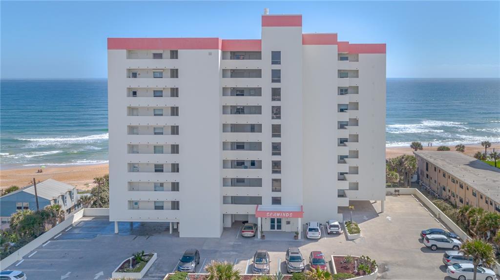 1183 OCEAN SHORE BOULEVARD #801 Property Photo - ORMOND BEACH, FL real estate listing