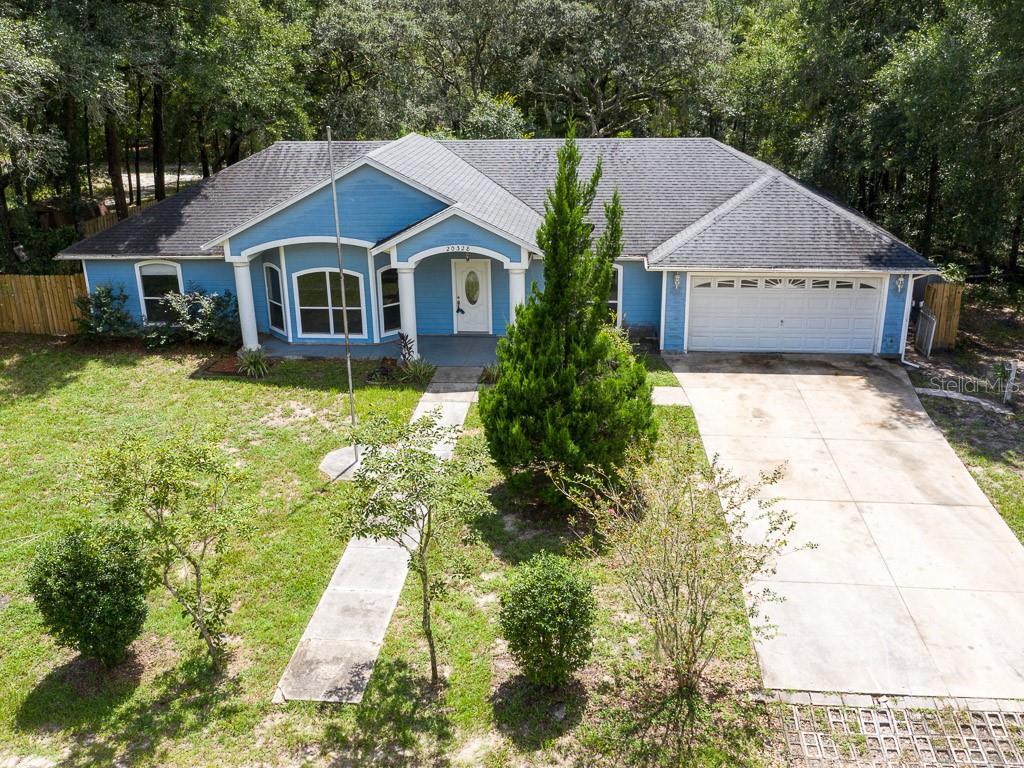 20328 GATOR ROAD Property Photo - ALTOONA, FL real estate listing