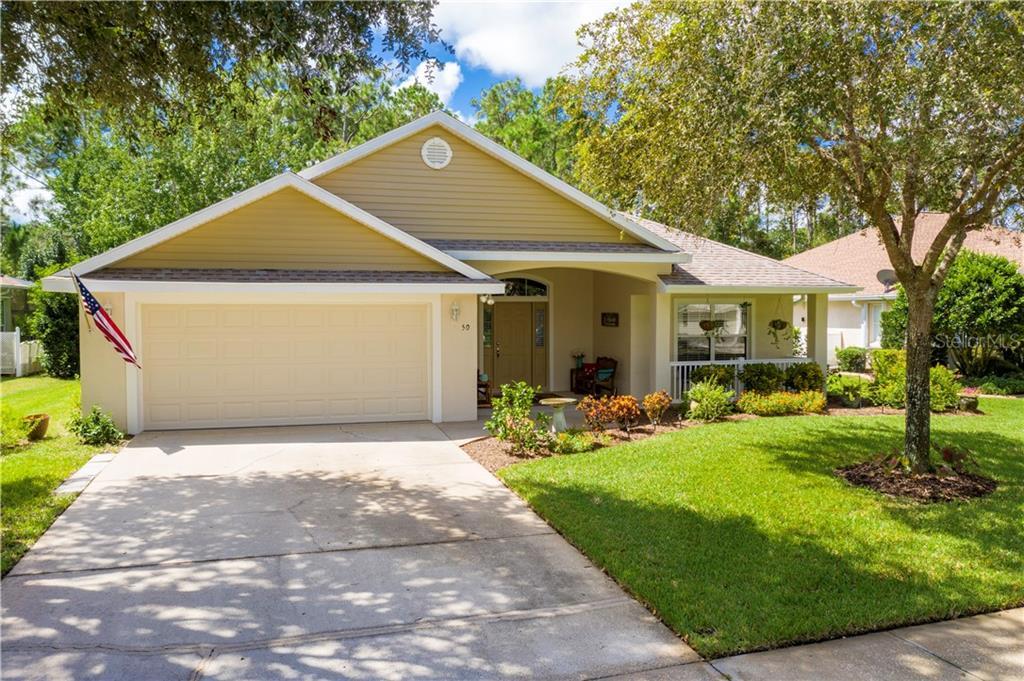 50 CANTERBURY WOODS Property Photo - ORMOND BEACH, FL real estate listing