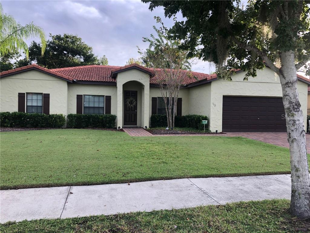 112 VERDE WAY Property Photo - DEBARY, FL real estate listing