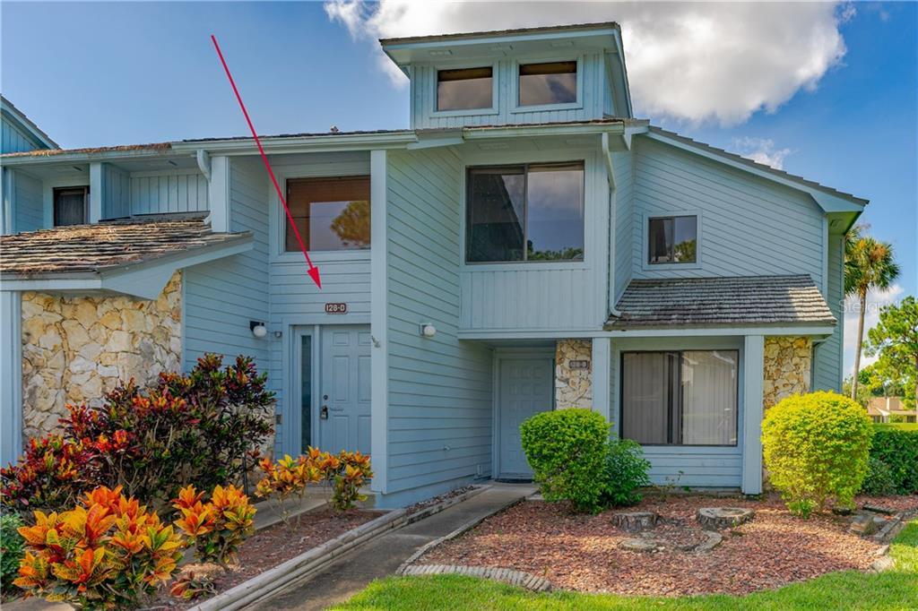 128 GOLDEN EYE DRIVE #D Property Photo - DAYTONA BEACH, FL real estate listing