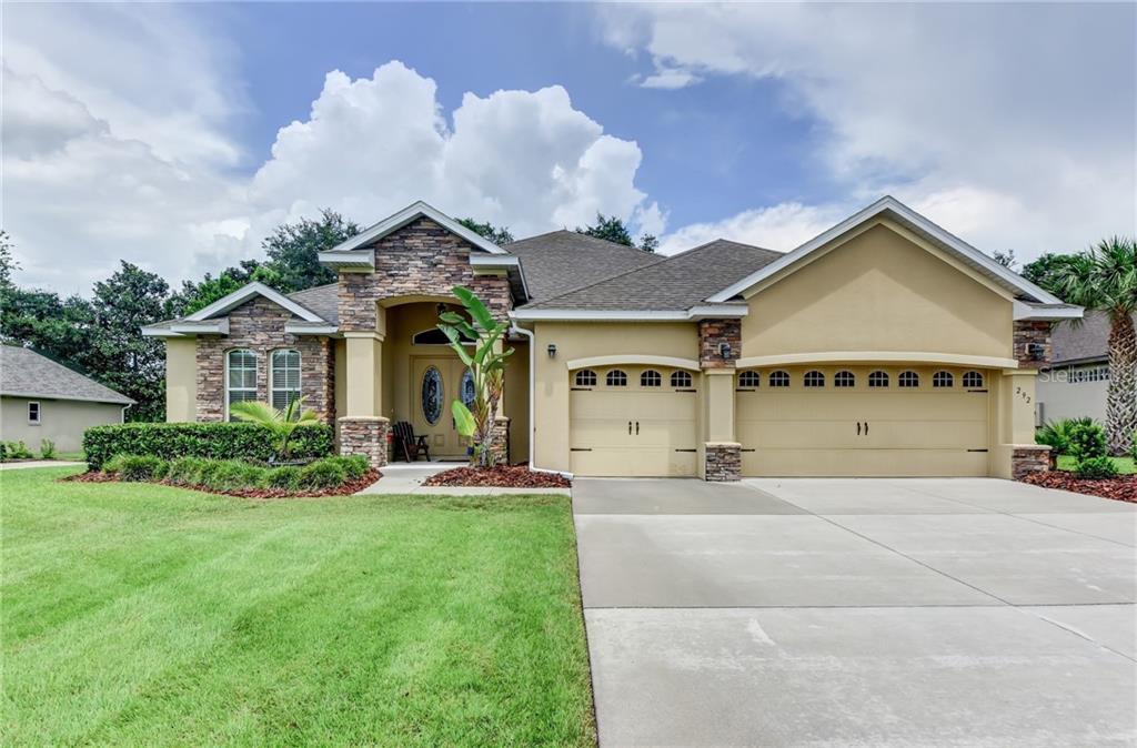 292 HAMMOCK OAK CIRCLE Property Photo - DEBARY, FL real estate listing