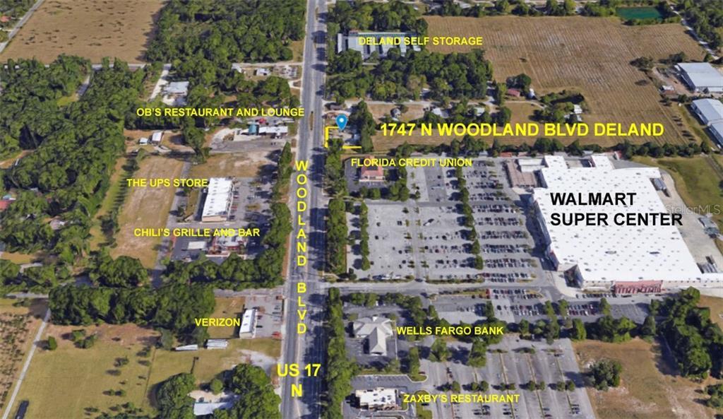 1747 N Woodland Boulevard Property Photo