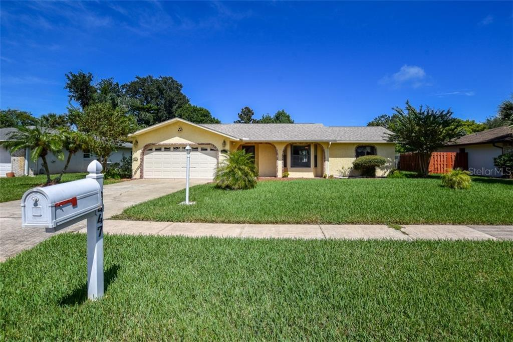 3447 COUNTRY WALK DRIVE Property Photo - PORT ORANGE, FL real estate listing
