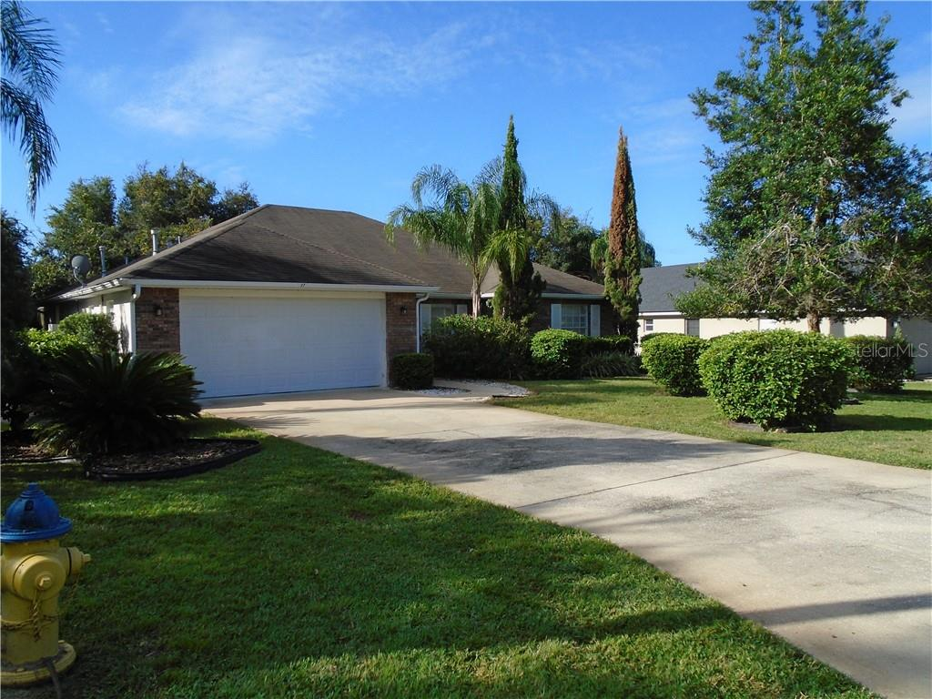 27 HOLLOW PINE DRIVE Property Photo - DEBARY, FL real estate listing