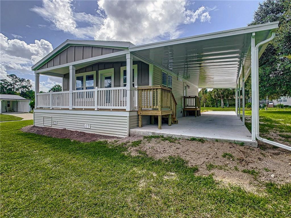 100 LAKE MARGO DRIVE Property Photo - SATSUMA, FL real estate listing