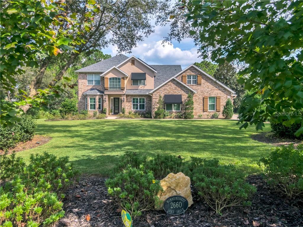 2660 Winnemissett Oaks Drive Property Photo