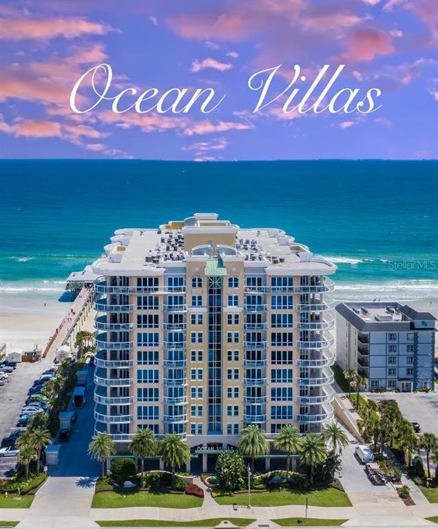 3703 S ATLANTIC AVENUE #508 Property Photo - DAYTONA BEACH SHORES, FL real estate listing
