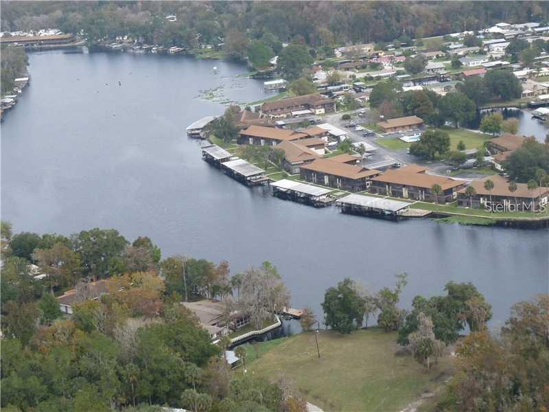1640 JUNO TRAIL #202H Property Photo - ASTOR, FL real estate listing