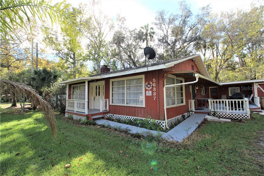 56337 BLUE CREEK ROAD Property Photo - ASTOR, FL real estate listing