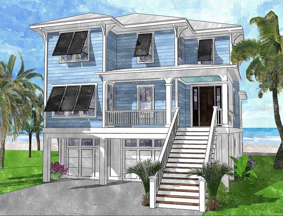 3230 OCEAN SHORE BOULEVARD Property Photo - FLAGLER BEACH, FL real estate listing