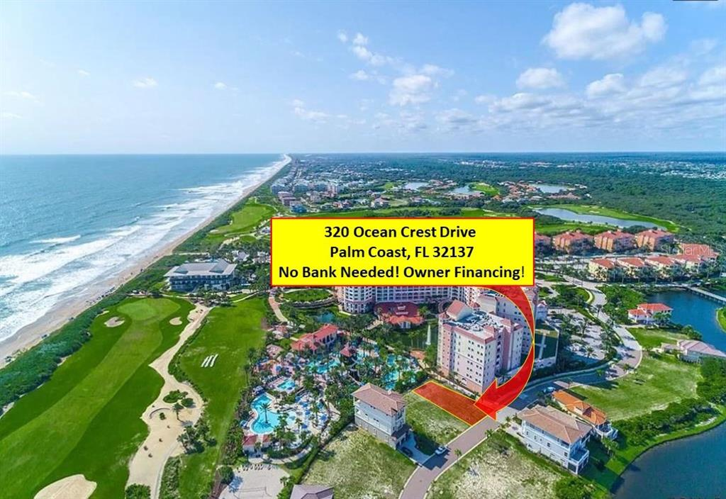 320 OCEAN CREST DRIVE Property Photo - PALM COAST, FL real estate listing