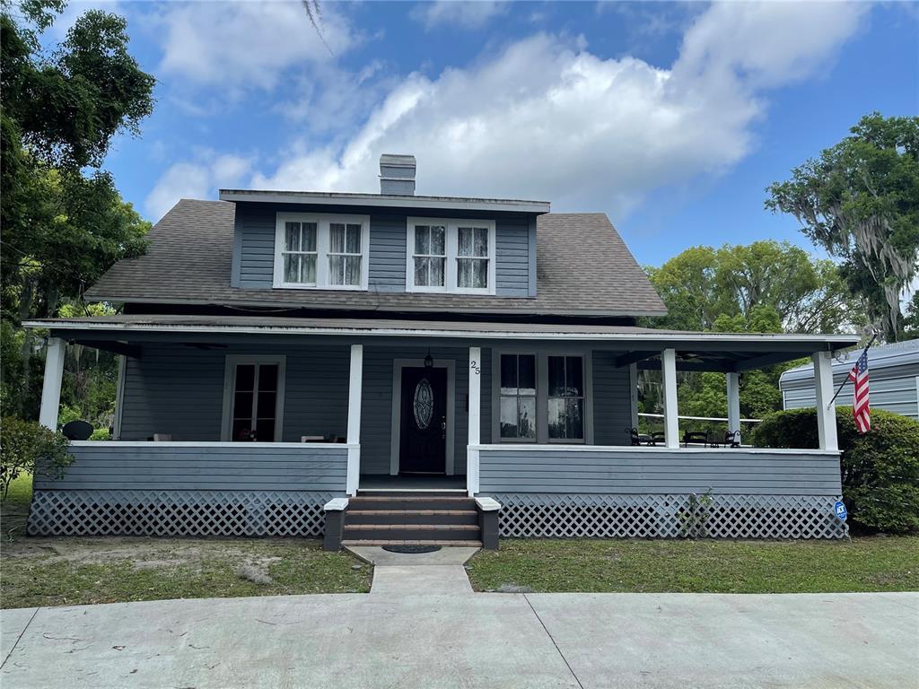 25 PROSPECT STREET Property Photo - CRESCENT CITY, FL real estate listing