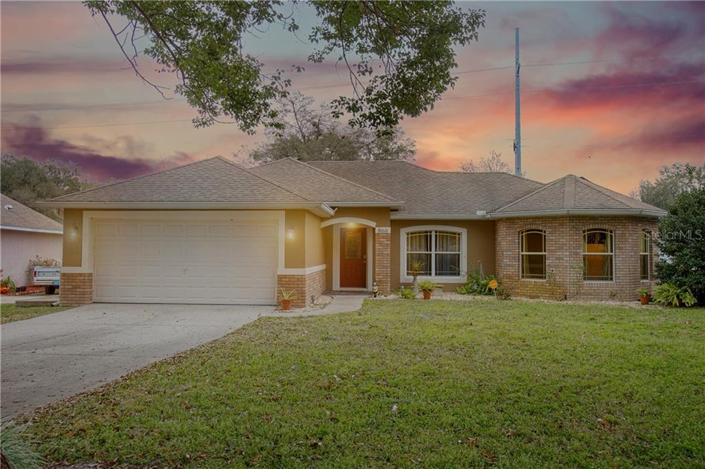 866 ARAWANA DRIVE Property Photo - ORANGE CITY, FL real estate listing